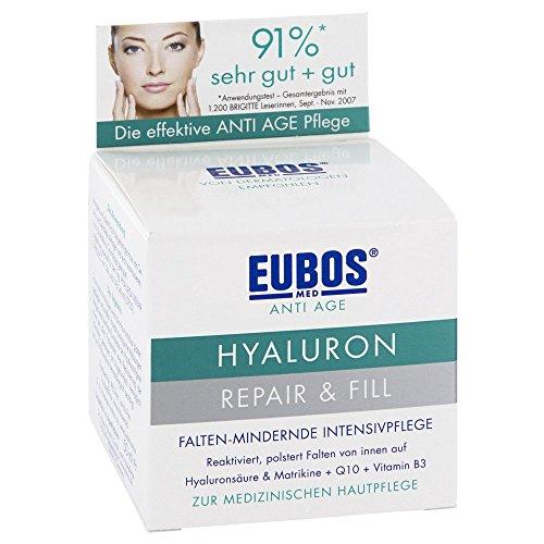 Eubos Hyaluron Rep&fill Cr