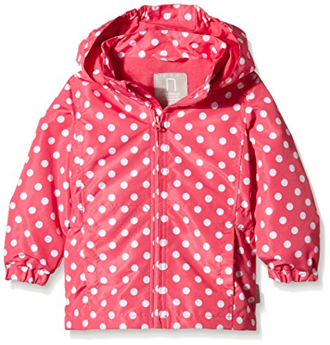 NAME IT nitMELLO M JACKET CLAS DOT ROUG 116 GER-Giacca Bambina    Mehrfarbig (Rouge Red) 98