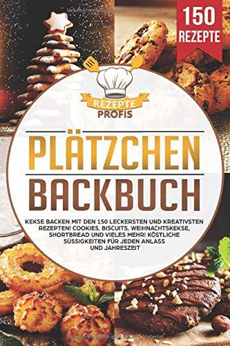 Plätzchen Backbuch - Plätzchen Rezept