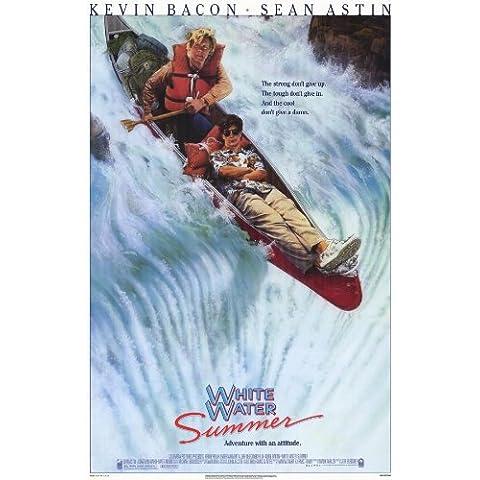 White Water Summer Póster de película en 11 x 17 - 28 cm x 44 cm Kevin Bacon Sean Astin Jonathan Ward Matt Adler K.C, Martel