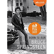 Born to run: Livre audio 2 CD MP3