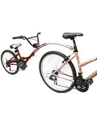 """Barracuda Remorque vélo pour enfants 6 vitesses Rouge 20"""""""