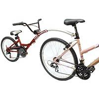 Barracuda Buddy 6 - Bicicleta infantil con fijación a bicicleta de adulto (6 velocidades,