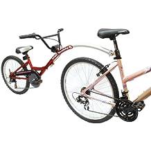 Barracuda Nachläufer Trail Buddy 6, zusammenklappbar, mit 6Gängen, Rot, 51cm (20Zoll) großes Rad