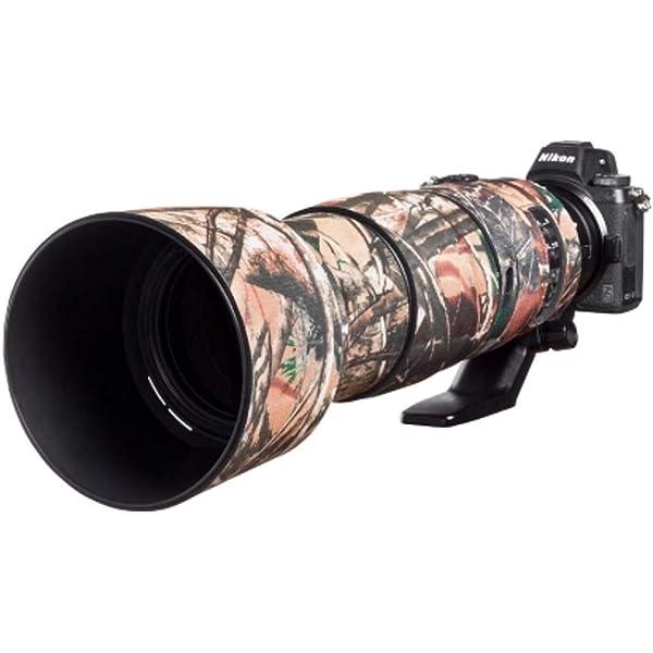 Easycover Lens Oak Objektivschutz Für Nikon 200 500mm F Kamera