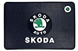 #6: Shoppertize Car Dashboard Non Slip, Anti Slip, Anti Skid Mats/Pad (Skoda)