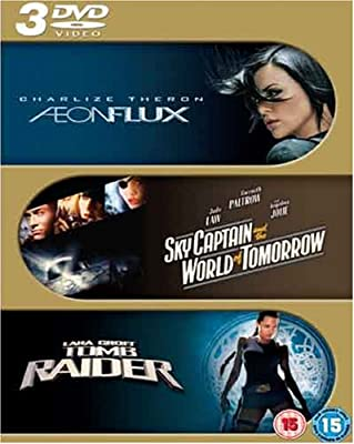 Aeon Flux/Sky Captain & the World of Tomorrow/Tomb Raider [UK Import]