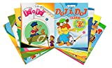 Mini Colouring Books (Dot - Dot) Set of 10 from Inikao