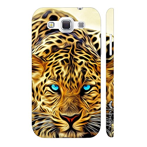 Enthopia Designer Hardshell Case Electric Wow Cheetah Back Cover for Samsung Galaxy Win i8552  available at amazon for Rs.95