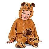 Widmann 2746B - Kinderkostüm Bär, Größe 90