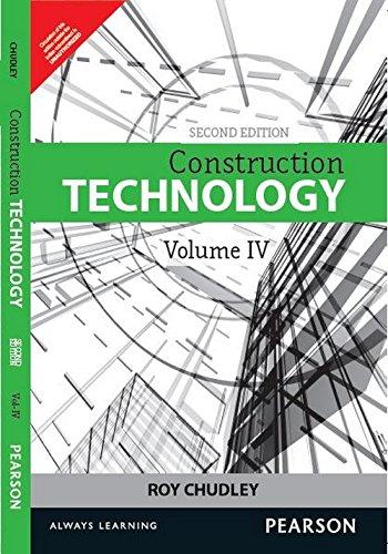 Construction Technology - Volume 4, 2e