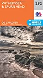 OS Explorer Map (292) Withernsea and Spurn Head (OS Explorer Active Map)