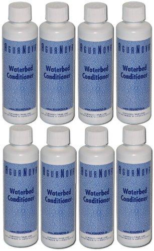 8x 250 ml Wasserbetten Conditioner Konditionierer Softside Hardside Wasserbett