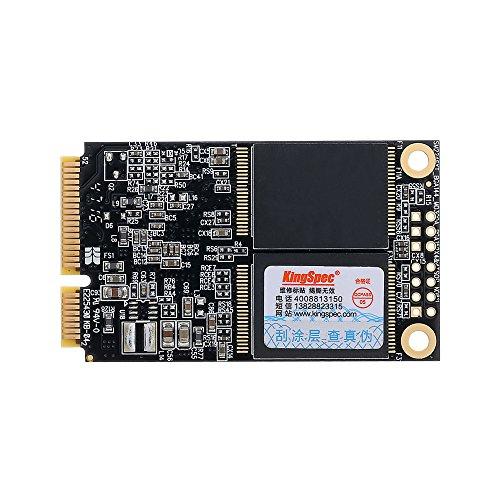 KingSpec Kezoll mSATA SSD Solid State Drive interno per uso industriale, computer, giocare, interfaccia mSATA 128 GB
