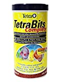 #5: Jainsons Pet Products TetraBits Complete Fish Food for Discus and Tropical Fish Arowanas and Flowerhorns 300gm/1000ml