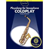 Guest Spot Coldplay, Playalong for Alto Saxophone
