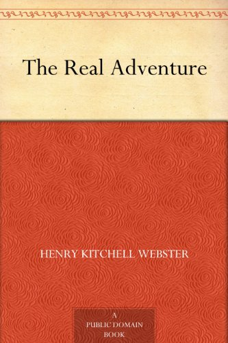 The Real Adventure book cover