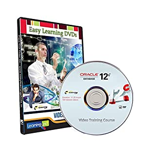 Easy Learning Learn Oracle Database 12c Video Training Course (DVD)