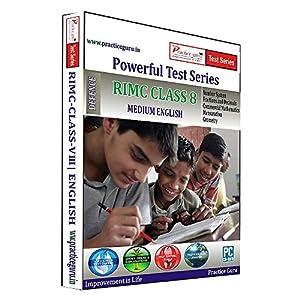 Practice Guru RIMC Class 8 Test Series (CD)