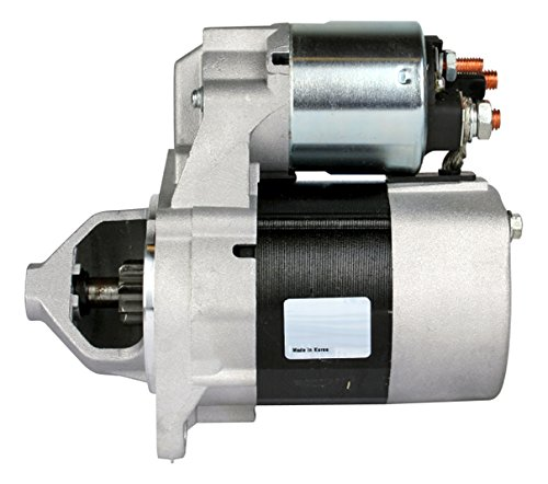 Preisvergleich Produktbild HELLA 8EA 012 527-301 Starter, Zähnezahl 10, Spannung: 12V, Leistung: 1kW