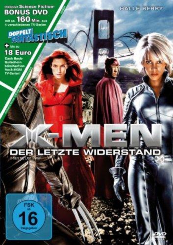 X-Men: Der letzte Widerstand (+ Bonus DVD TV-Serien)