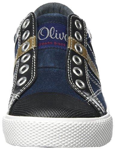 s.Oliver Jungen 44104 Low-Top Blau (NAVY 805)