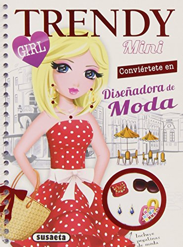 Diseñadora de moda (Mini Trendy Girl)