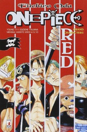 One piece red por Eiichiro Oda
