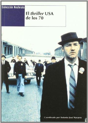 Thriller Usa De Los 70,El (Nosferatu) por Aa.Vv.