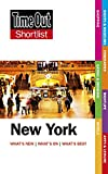 Shortlist New York 10th edition (Time Out Shortlist New York) [Idioma Inglés]
