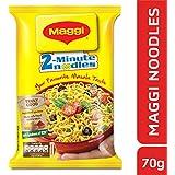 Nestlé MAGGI 2-minute Instant Noodles, Masala – 70g Pouch