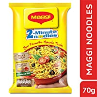 Maggi 2-Minutes Noodles Masala, 70g