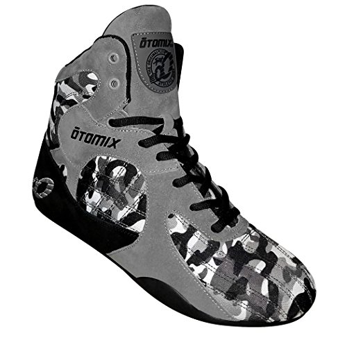 OTOMIX Stingray Escape Fitness Bodybuilding Schuhe - Grey Camo/Grau (EU 43)