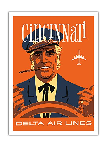 cincinnati-ohio-delta-air-lines-riverboat-captain-vintage-airline-travel-poster-by-john-hardy-c1960s