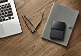 WD Content Solutions Business My Passport 4TB External Storage Drive for MAC (Black)