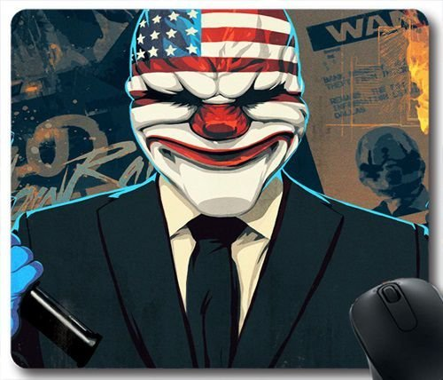payday-z46t0o-gaming-mouse-pad-tappetino-per-mouse-mousepad-personalizzato