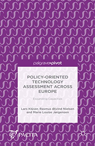 Policy-Oriented Technology Assessment Across Europe: Expanding Capacities (English Edition)