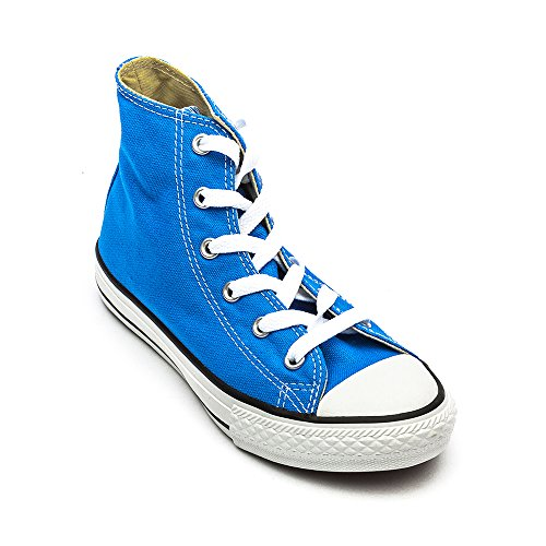 Converse - Youths Chuck Taylor All Star Hi - Sneakers Basses - Mixte Enfant Light Sapphire