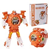 Best Toys For A Four Year Old Boy - Transform Toys Robot Watch, 3 in 1 Projection Review