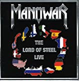 Manowar: The lord of steel - live (Audio CD)