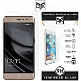#6: Coolpad Note 5 Lite Tempered Glass - TheGiftKart Ultra Clear Premium HD Tempered Glass Screen Protector