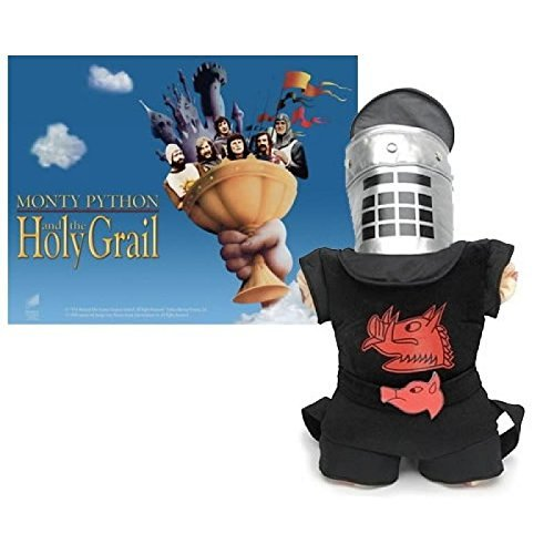 Toy Vault Monty Python Black Knight Backpack by Toy Vault
