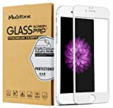 Best Iphone 6 Plus Tempered Glasses - MuStone [2 Pack] iPhone 6 Plus Screen Protectors Review