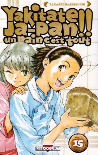 Yakitate Ja-pan!! Un pain c'est tout Vol.15
