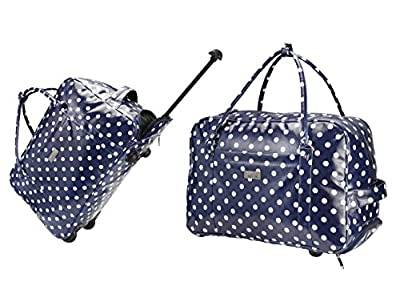 Cabin Max Sorrento Carry On Weekend Bag Multifunctional Hand Luggage Trolley or Holdall