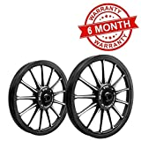 #9: Hawk Eye HE13 Spokes Alloy Wheels for Royal Enfield Classic 350