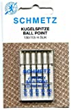 Schmetz Jersey/Ballpoint Needle Range (Packs of 5) - Various Sizes (Mixed Pack Size 70 - 100 (10 - 16))