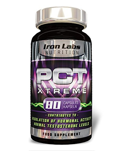 PCT Xtreme: Post Cycle Support & Testosteron Booster (80 Kapseln)