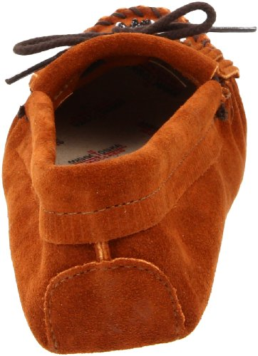 Minnetonka Thunderbird - Donnervogel Mok Ballerine brown