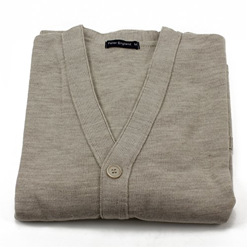 Peter England - Gilet - Homme * taille unique Stone
